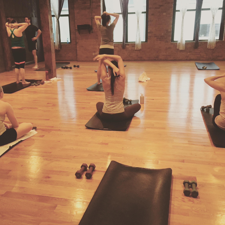 Yoga Midtown West Hells Kitchen