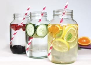 herb-infused-water-jars